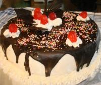 Resep Membuat Kue Tart Cokelat Praktis Mudah
